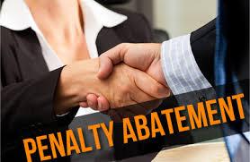 penalty abatement